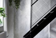 Stairs / metal  fences
