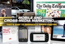 Digital Space / Mobile and cross media marking / by Farhad Kamali
