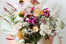 Svadobné kytice / svadobné kytice, kytice pre nevestu, kytice pre družičky