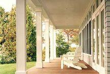 Porches / by Ann VanCleave Shearon
