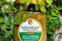 Indian Spicy Powders & Spice Masalas