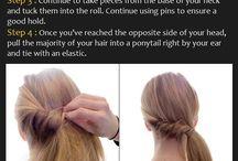Beauty & Hair / zum einfachen Aufhübschen der eigenen Person
