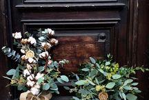 Flowers - KYTICA- bavlna-kvetinárstvo