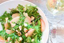 Primal/paleo saladas
