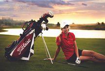 Golf Photoshoot