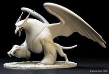 Sculpture & volumes