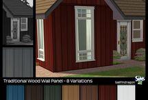 TS2 - Walls & Floors