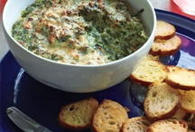 Dips & Scoops / Recipes for hot or cold dips or other things you can scoop up with a chip / by Michelle Single