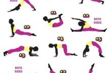 Pilates y ejercicios