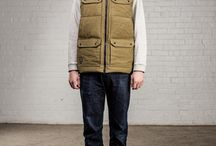 2014 Winter / Fall / All our coats are hand made in Canada