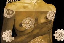 ArtChamarel / Pinturas de Mila Vidallach