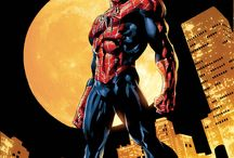 Superheros Comics / A collection of comics of superhero characters and their insane superpowers.