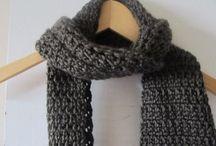 Crochet scarf patterns