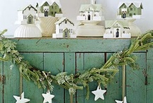 Christmas decor. / by Deb Beltz