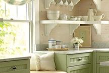 Kitchen / by Brenda Wood