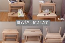 IKEA Chair hack
