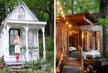 """""""My She Shed"""" / Girly Man Caves"""