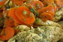 Food-Dips, Mixes, Sauces