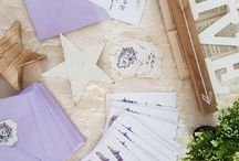 Love and paper -handmade invitations