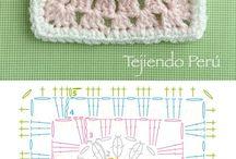 かぎ針編み モチーフ