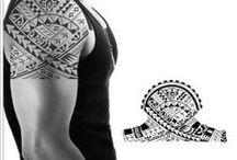 Tattoo tribo