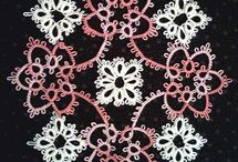 Tatting Patterns, etc / Assorted free tatting patterns and sources found online