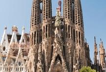 Favourite places - Barcelona