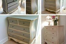 mal møbler