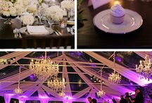Weddings - Purple and White