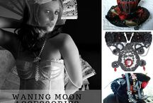 Waning Moon Accessories