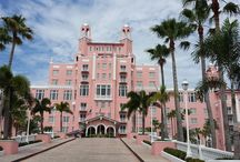 Loews Don CeSar Hotel in ST Pete Beach / My family vacation review of our visit to Loews Don CeSar Hotel in ST Pete Beach, Florida. / by Jason Houck