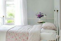 Спальни во французском кантри стиле