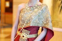 tradisional  costums