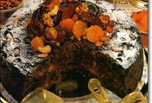torta negra navidad