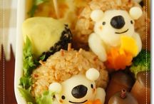 *lunches, bento, food art :) / fun food displays for children & adults alike :)