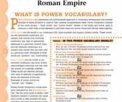 Roman Empire/Greeks / by Carissa Chacon