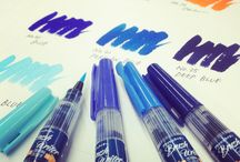 Brush lettering / Brush lettering