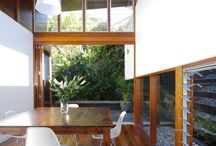 Living/Dining Rooms / Enjoy your natural surroundings while entertaining with Altair Louvre Windows.