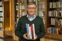 Bill Gates' summer reading list 2017