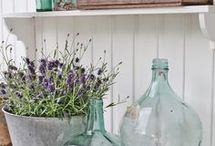 Vintage bottels