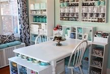 Craft Rooms / by Crystal Wallace