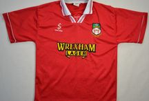 Wrexham Shirts