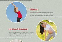 yoga for preggie women