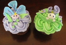 cake and cookie decorating ideas / by Samantha DuVernay