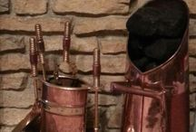 Copper and Brass.
