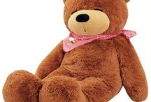 Sleepy Teddy Bear / Buying baby gifts can be quite harrowing for novices as they get thoroughly confused by the wide variety of things available in the market. They are also pretty clueless about what would be appropriate for what age groups of the baby. Click Here: http://cutestteddybears.com/