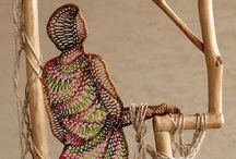 Crochet Wood