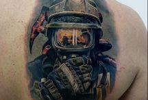 Graphic/ Tattoo