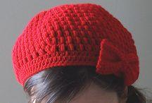 Kids Crochet - Hats