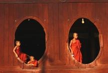 Monks & Monastaries